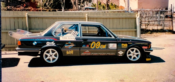 Pugnacious Motorsports BMW 323i Club Racing